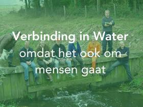 Verbinding in water omdat het ook om mensen gaat